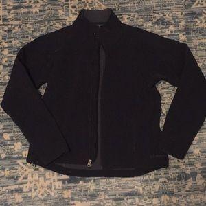 LL Bean Fleece Coat